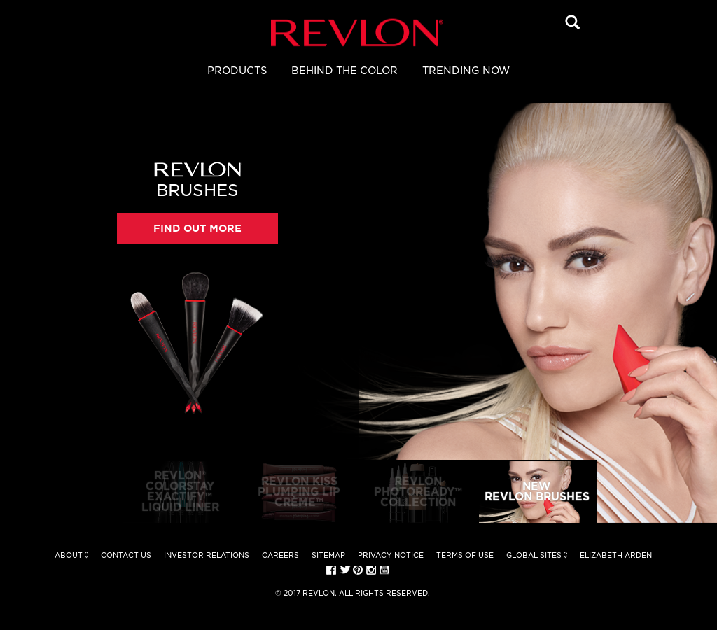 revlon website essay The revlon® wig collection features high-quality, fashion-forward wigs and hair pieces in a wide range of gorgeous styles and natural-looking colors.