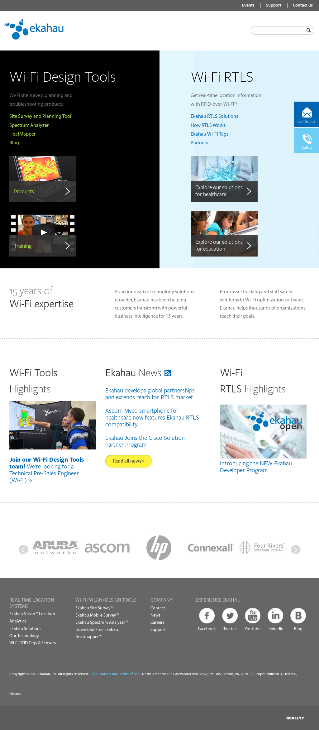Ekahau Competitors, Revenue and Employees - Owler Company