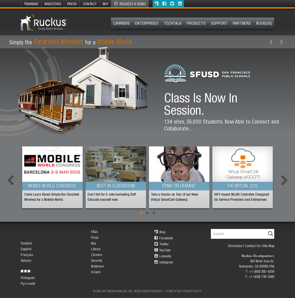 Ruckus Competitors, Revenue and Employees - Owler Company
