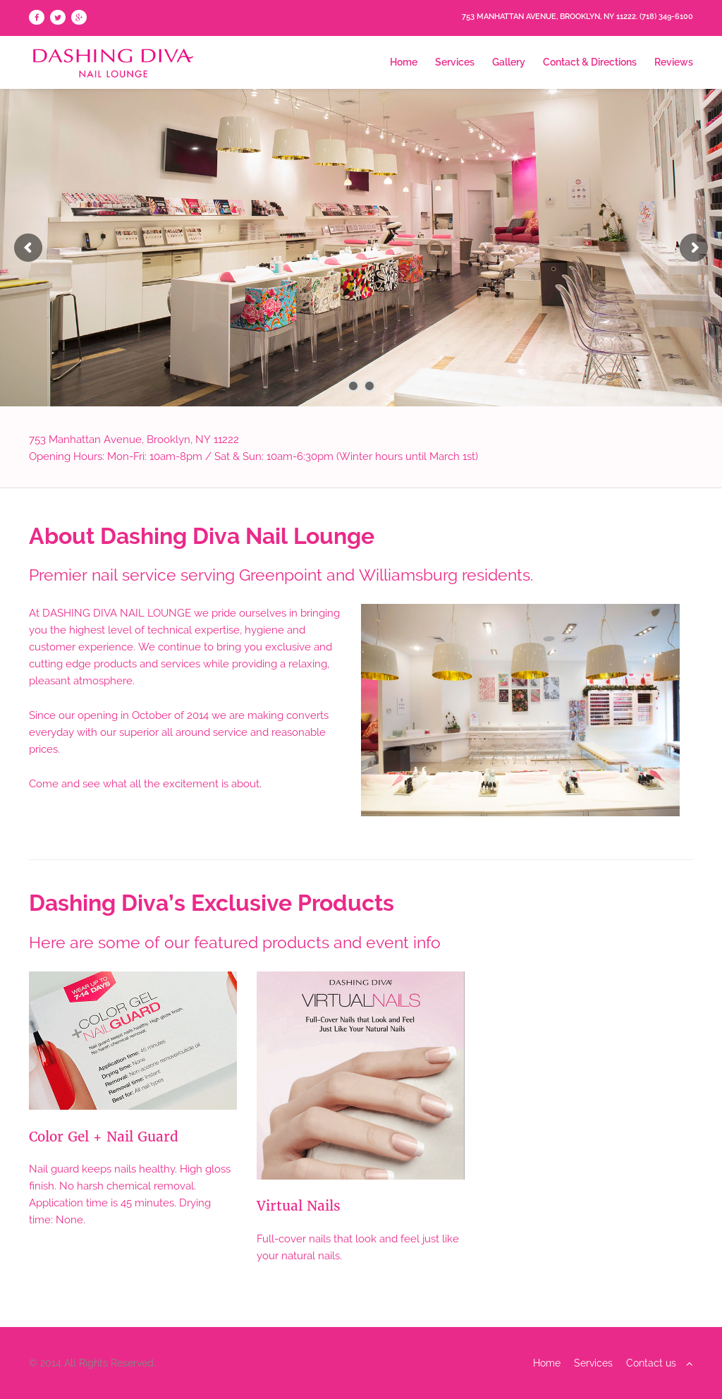 Dashing Diva Nail Lounge Competitors, Revenue and Employees - Owler ...