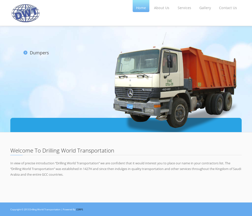 Drilling World Transportation Competitors, Revenue and Employees