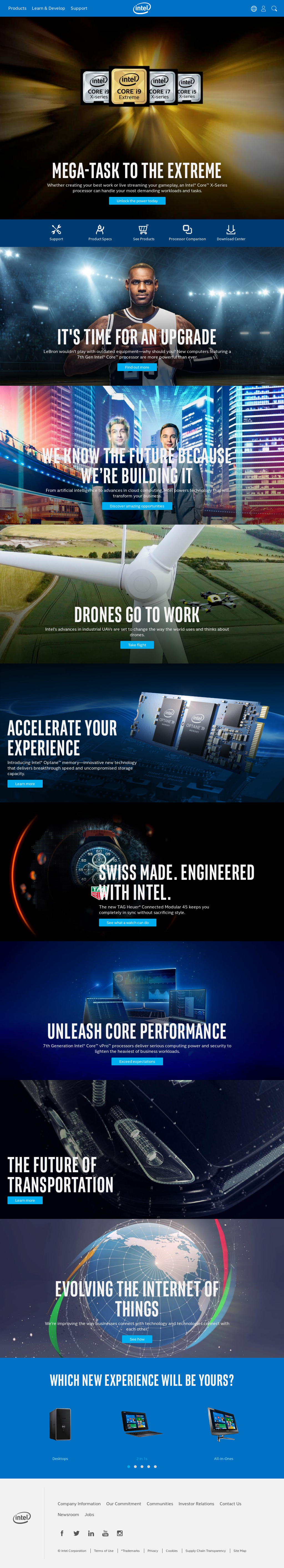 Intel Competitors, Revenue and Employees - Owler Company Profile