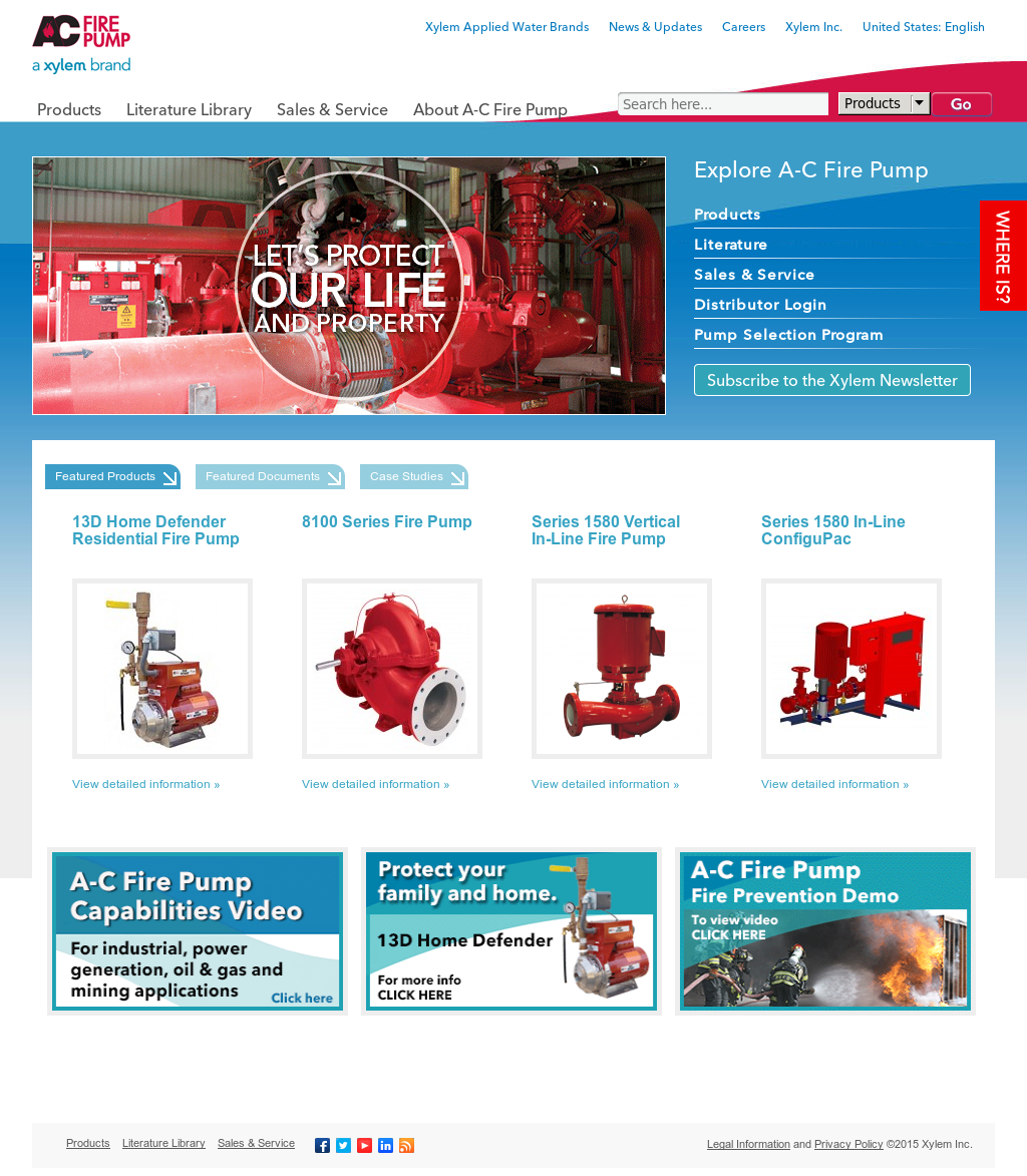AC Fire Pump Competitors, Revenue and Employees - Owler