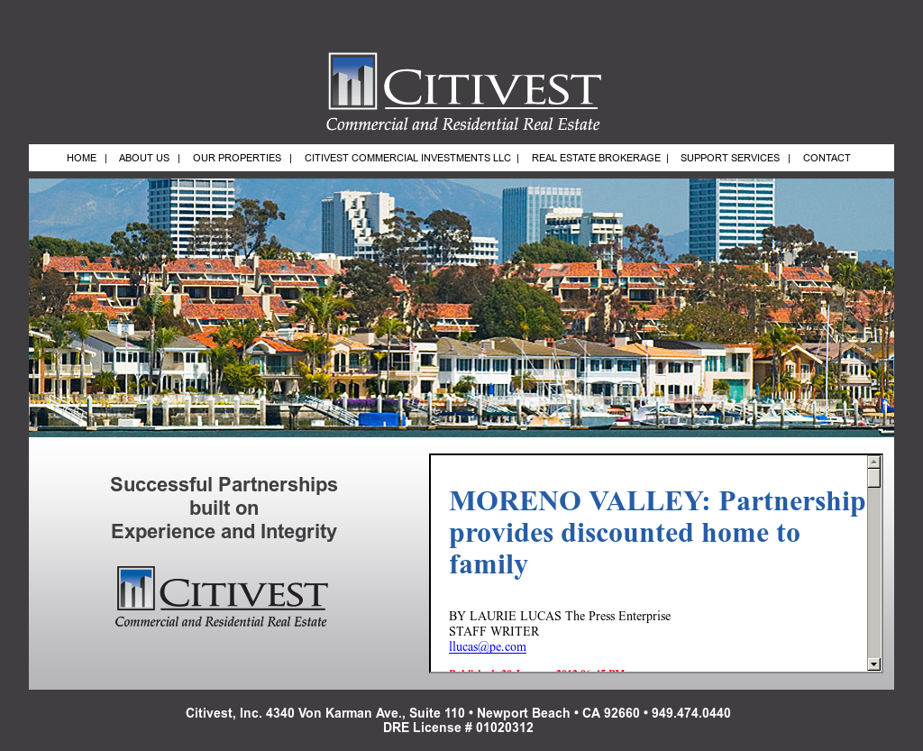 CITIVEST Competitors, Revenue and Employees - Owler Company Profile