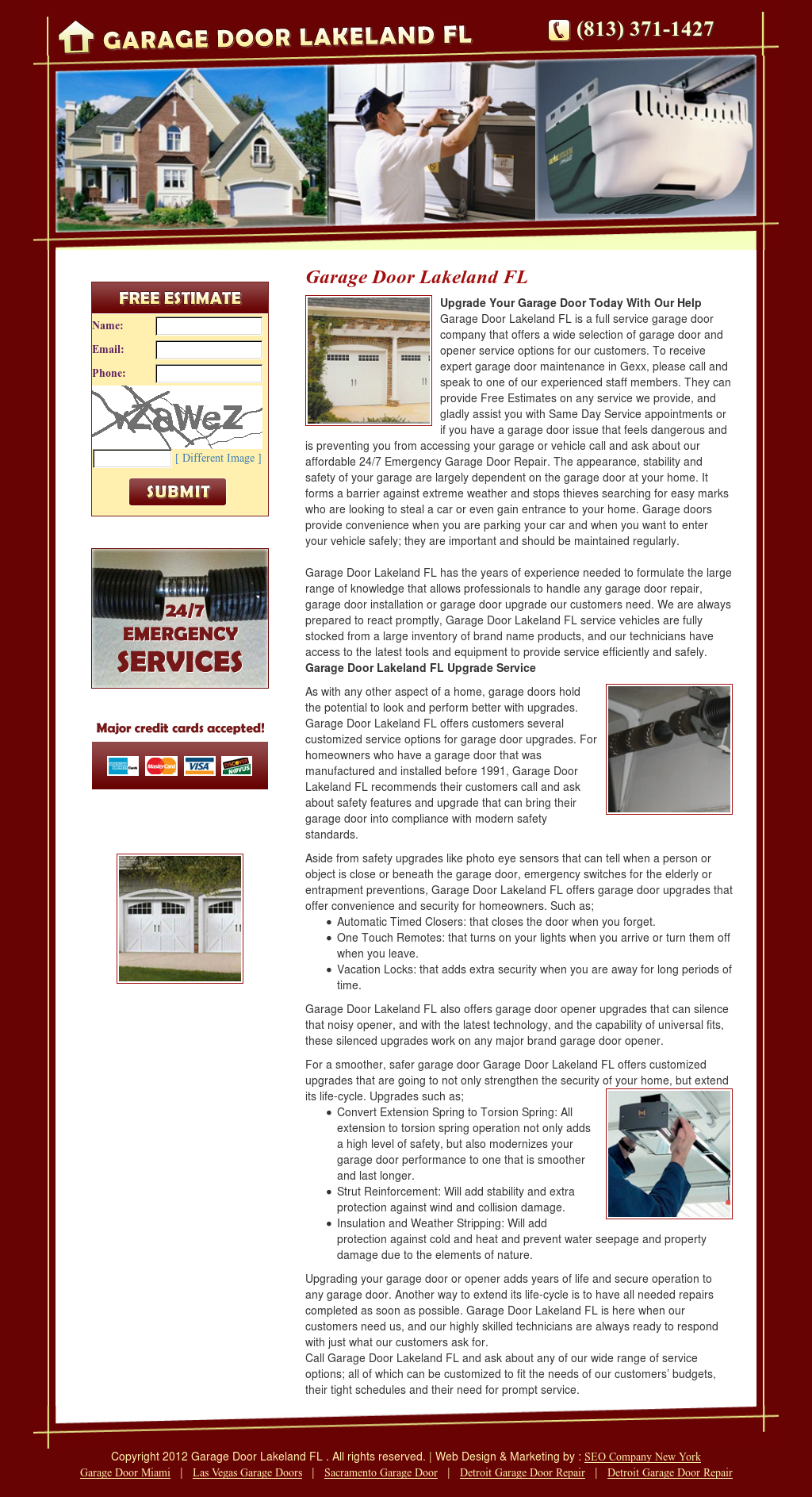 Garage Door Lakeland Fl Competitors, Revenue And Employees ...