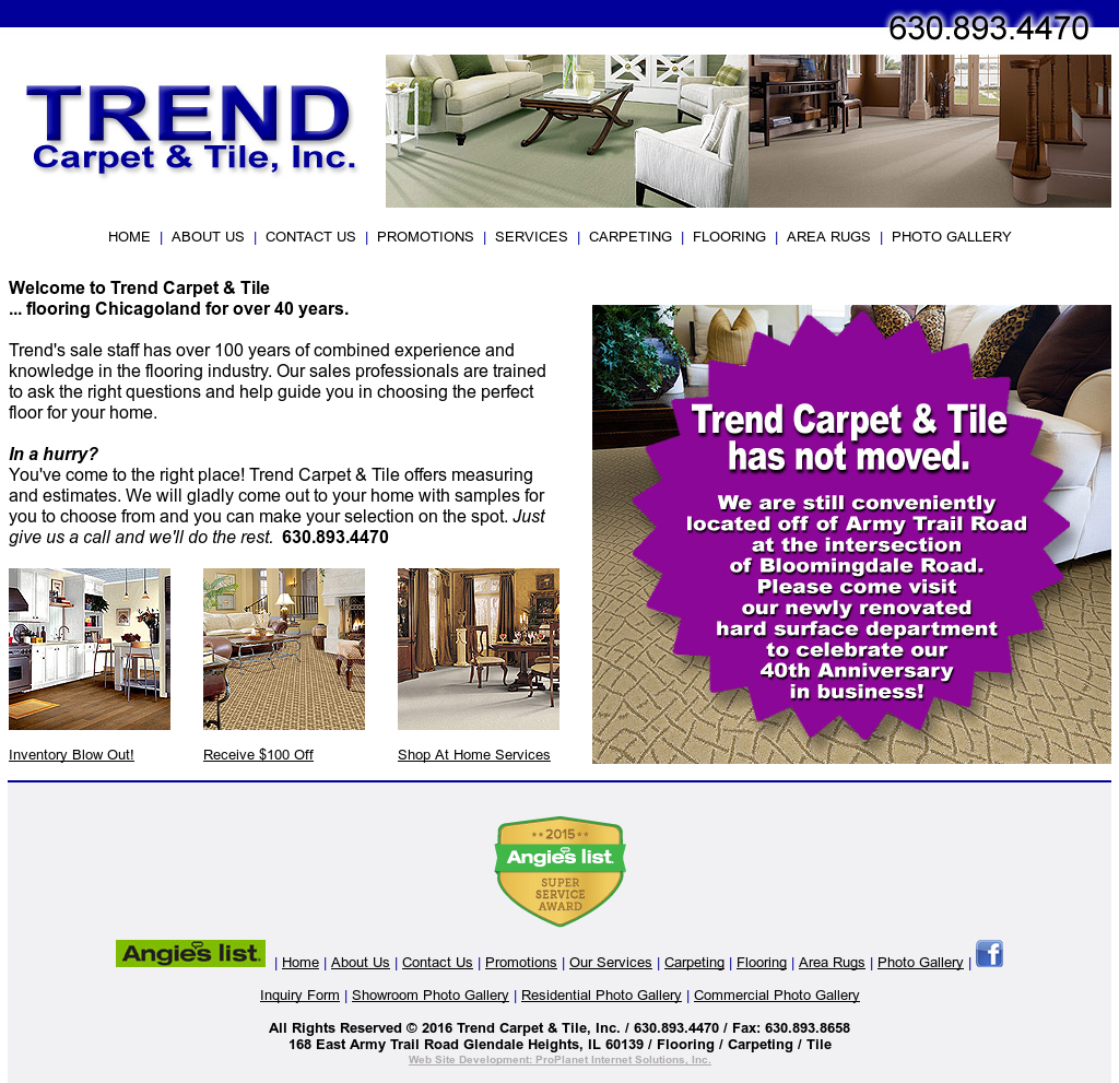 Trend Carpet Tile Compeors Revenue And Employees Owler Company Profile