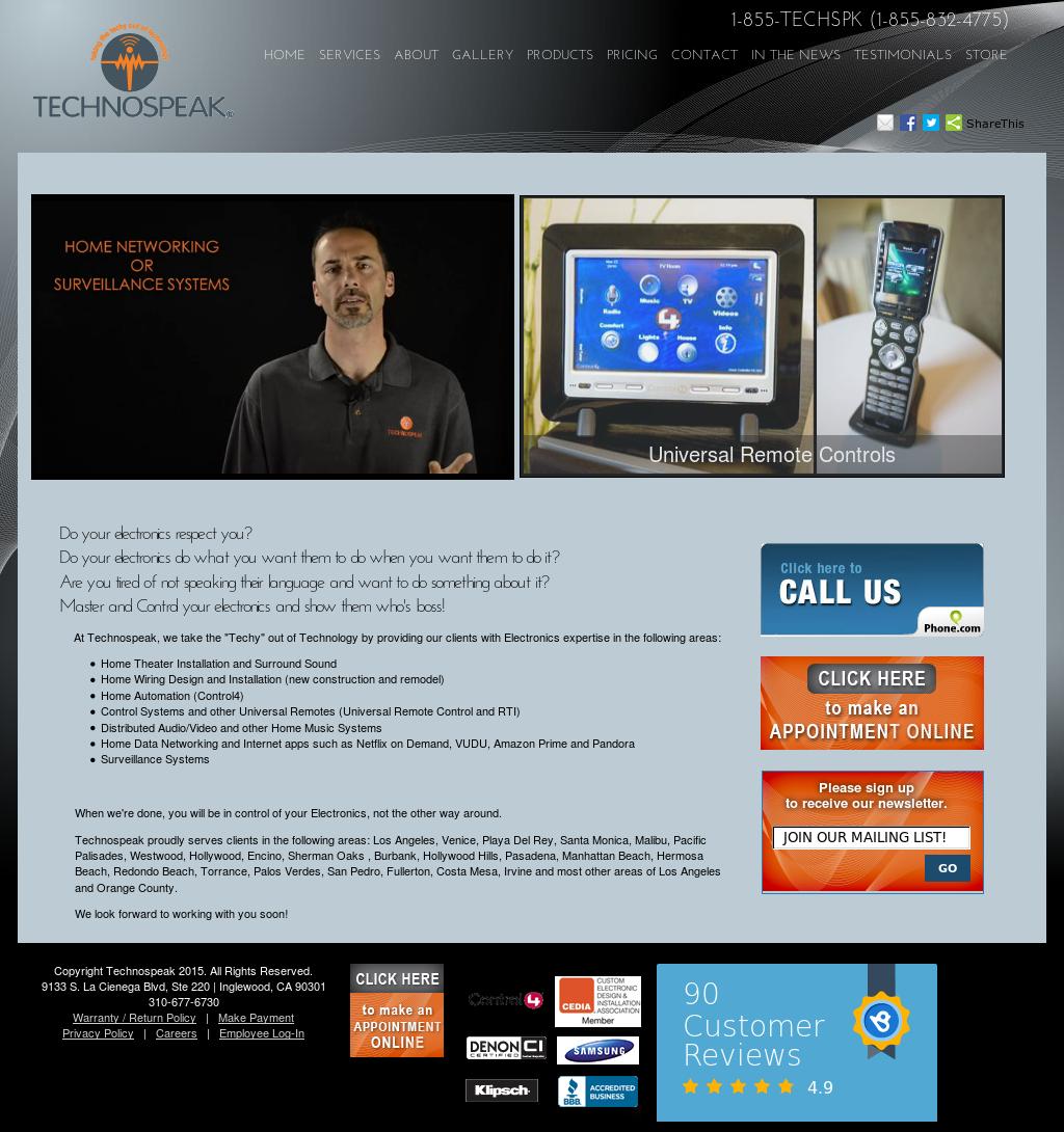 Technospeakco Competitors, Revenue and Employees - Owler Company Profile