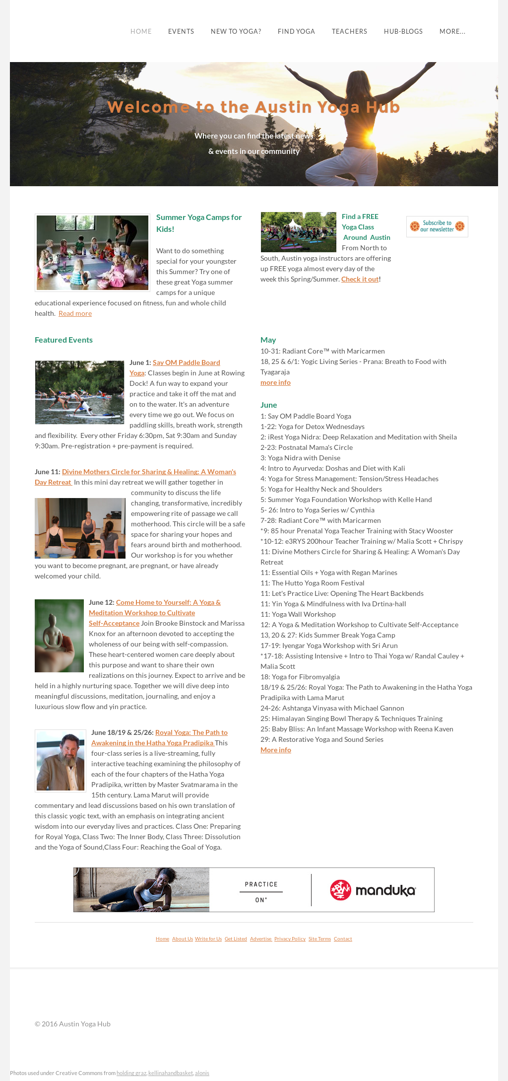 Austin Yoga Hub Competitors, Revenue and Employees - Owler