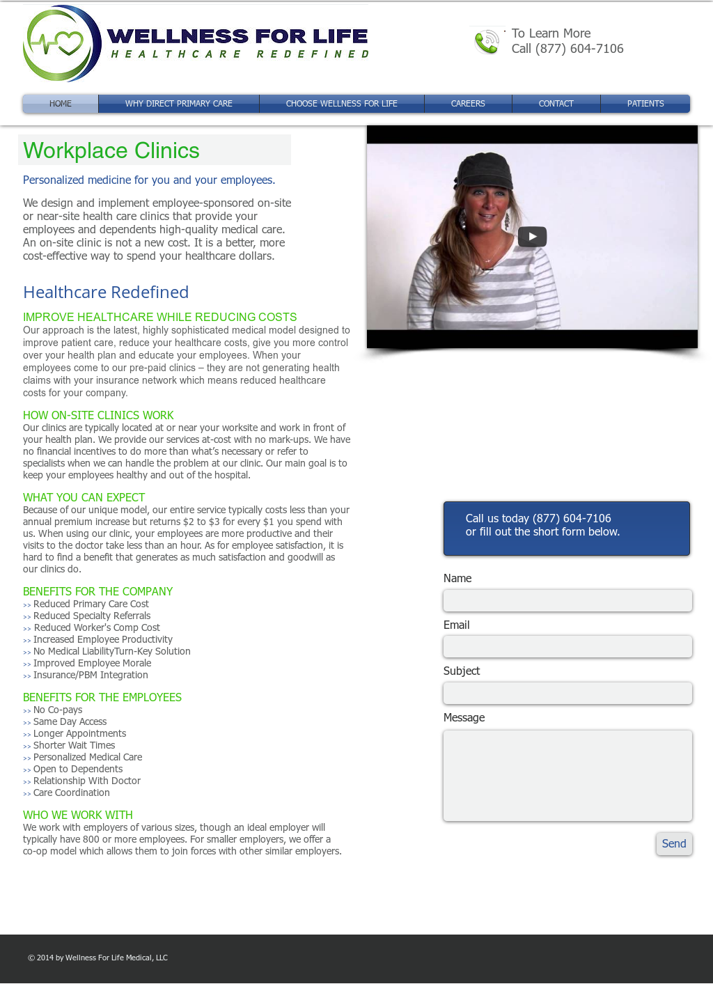 Wellness For Life Competitors, Revenue and Employees - Owler
