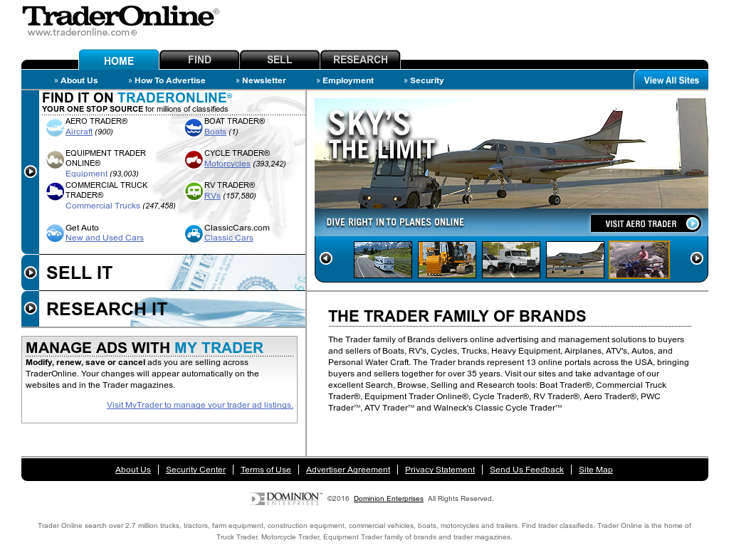 Traderonline Competitors Revenue And Employees Owler Company Profile