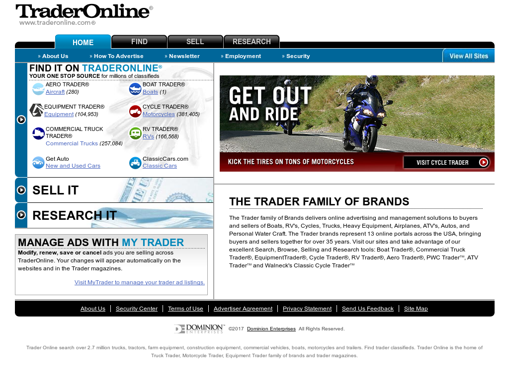Traderonline Competitors, Revenue and Employees - Owler Company Profile