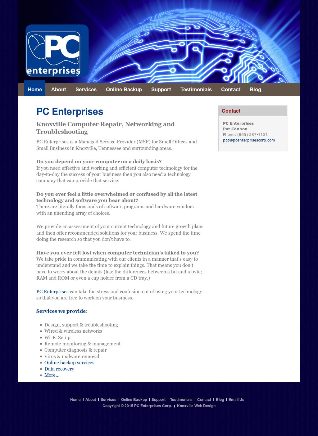 Pcenterprises Competitors, Revenue and Employees - Owler Company Profile
