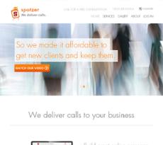 Spotzer website history