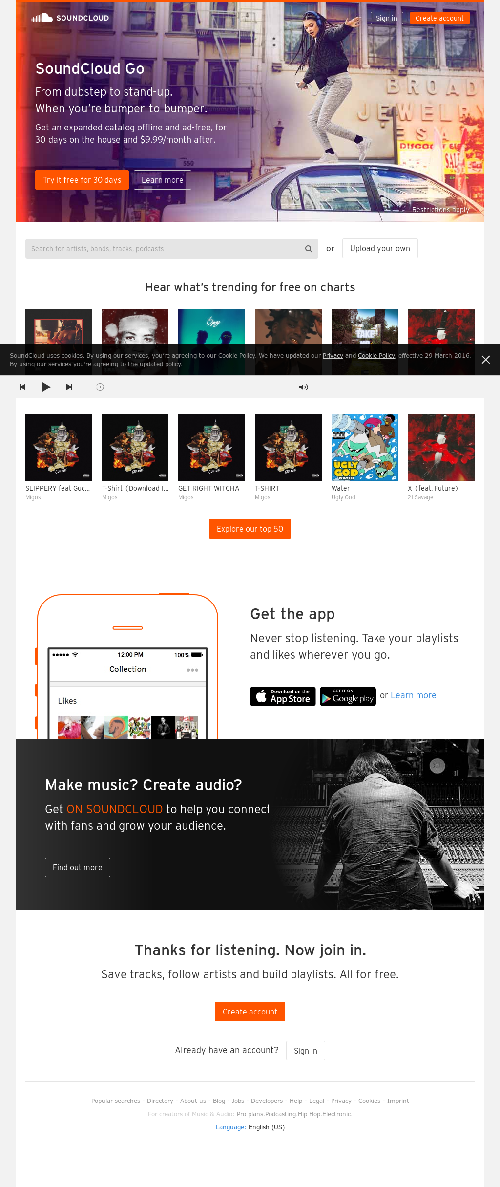 SoundCloud Competitors, Revenue and Employees - Owler