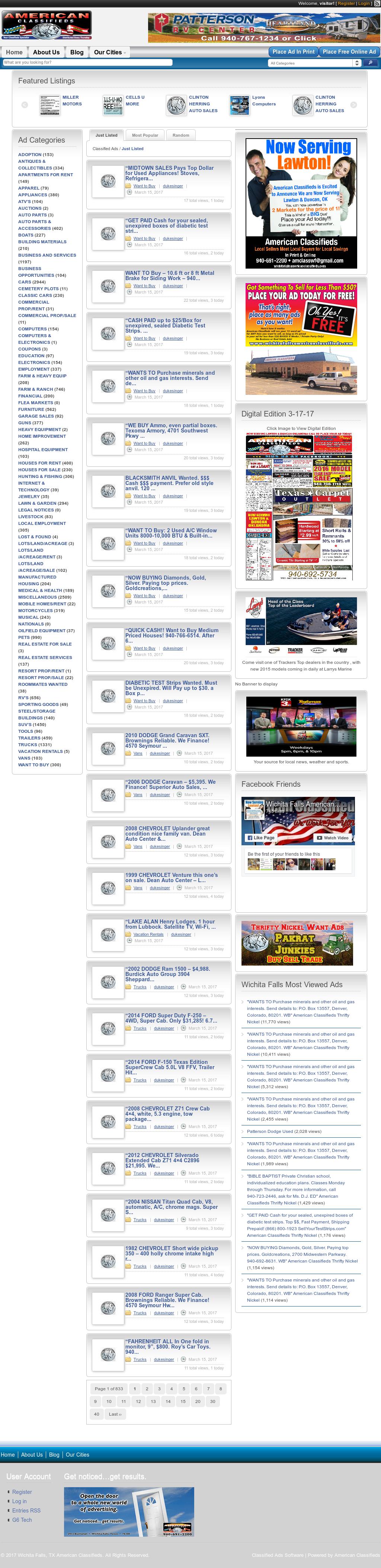 Wichita Falls Competitors, Revenue and Employees - Owler Company Profile