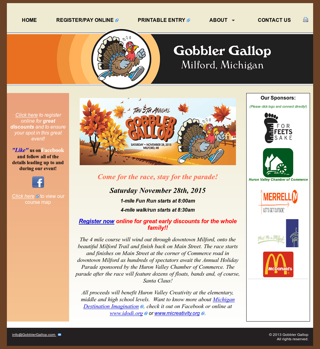 Gobbler Gallop >> Gobbler Gallop Competitors Revenue And Employees Owler