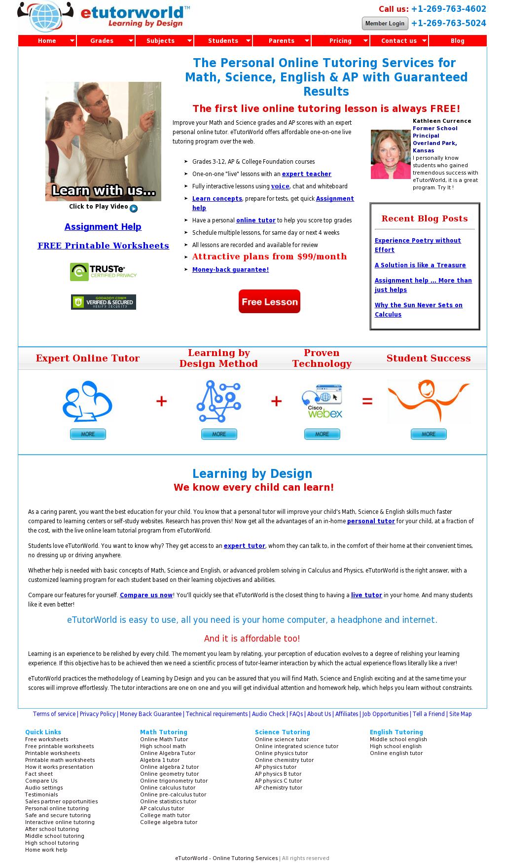 Fantastic Math Tutorial Websites Pictures - Worksheet Math for ...