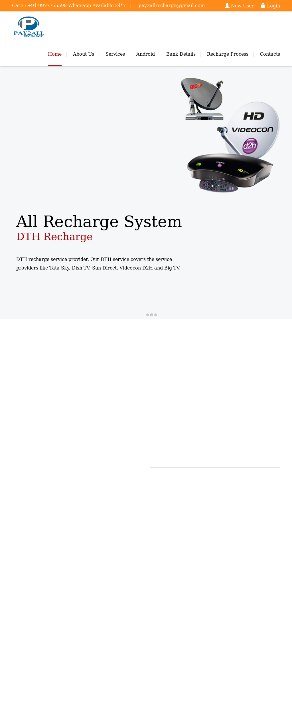 Pay2all Recharge Competitors, Revenue and Employees - Owler