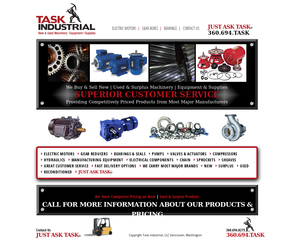 Task Industrial Competitors, Revenue and Employees - Owler