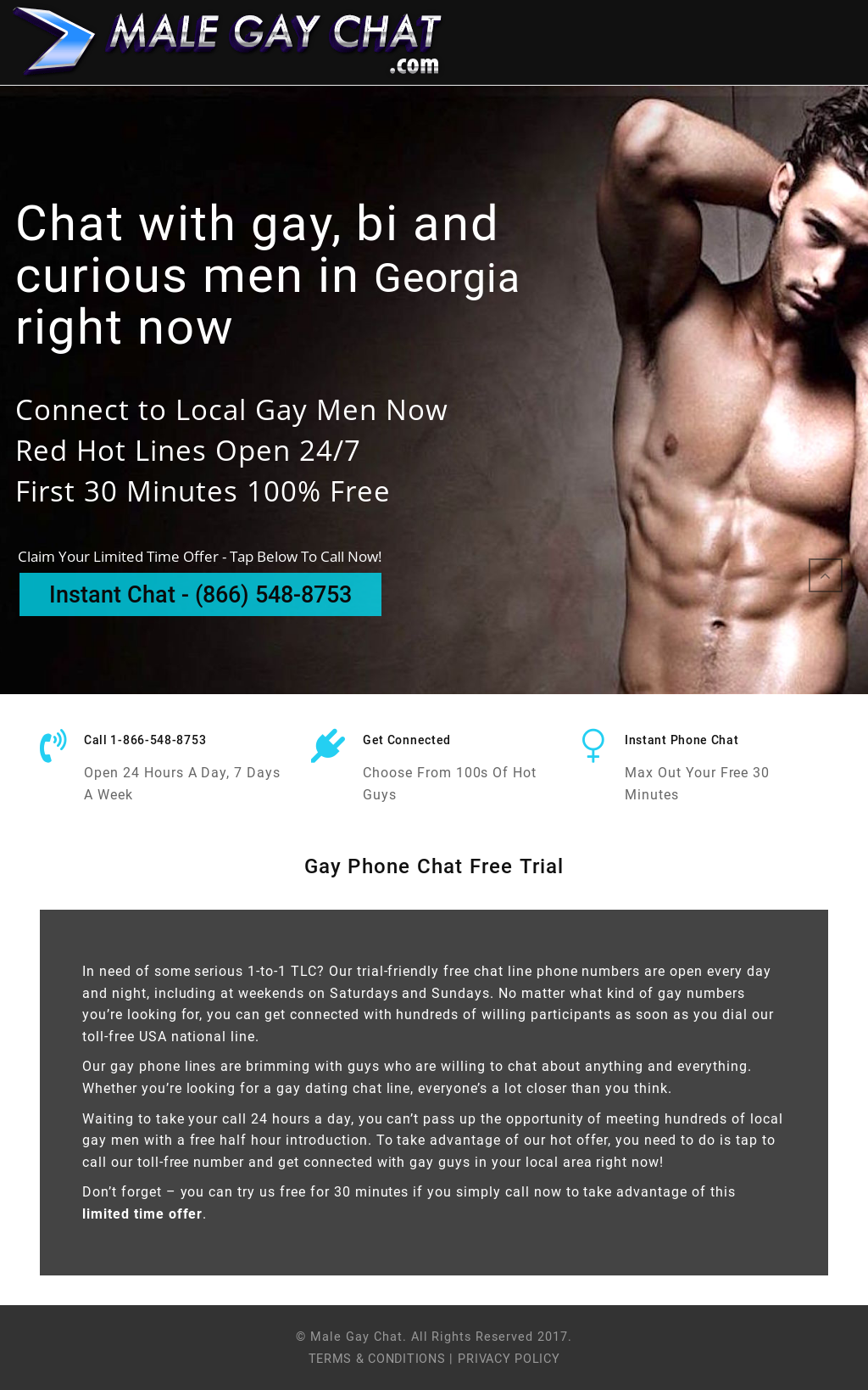 Georgia gay chat lines