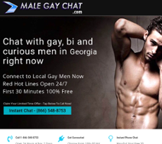 Free Gay Male Chat Lines
