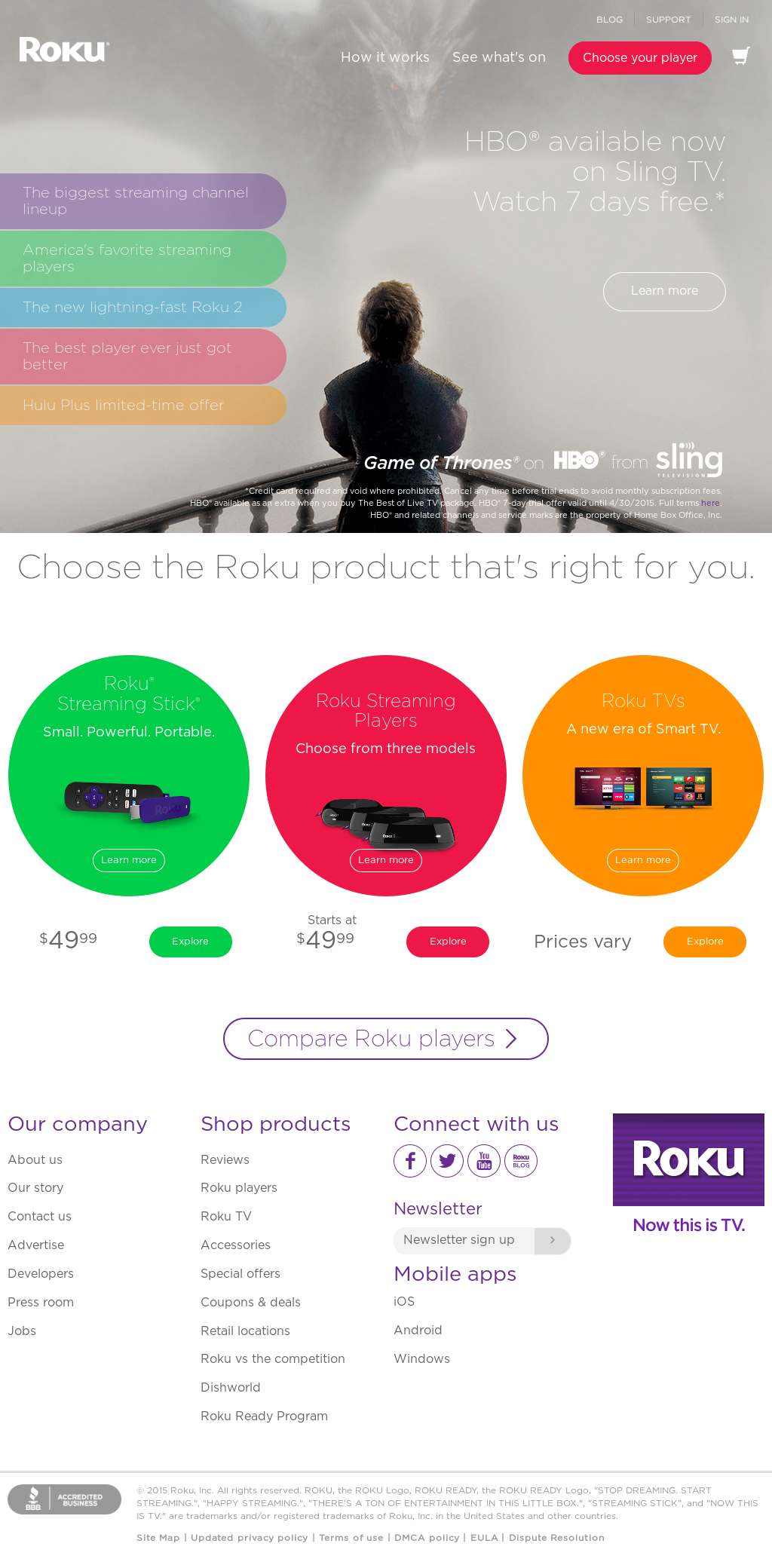 Roku Competitors, Revenue and Employees - Owler Company Profile