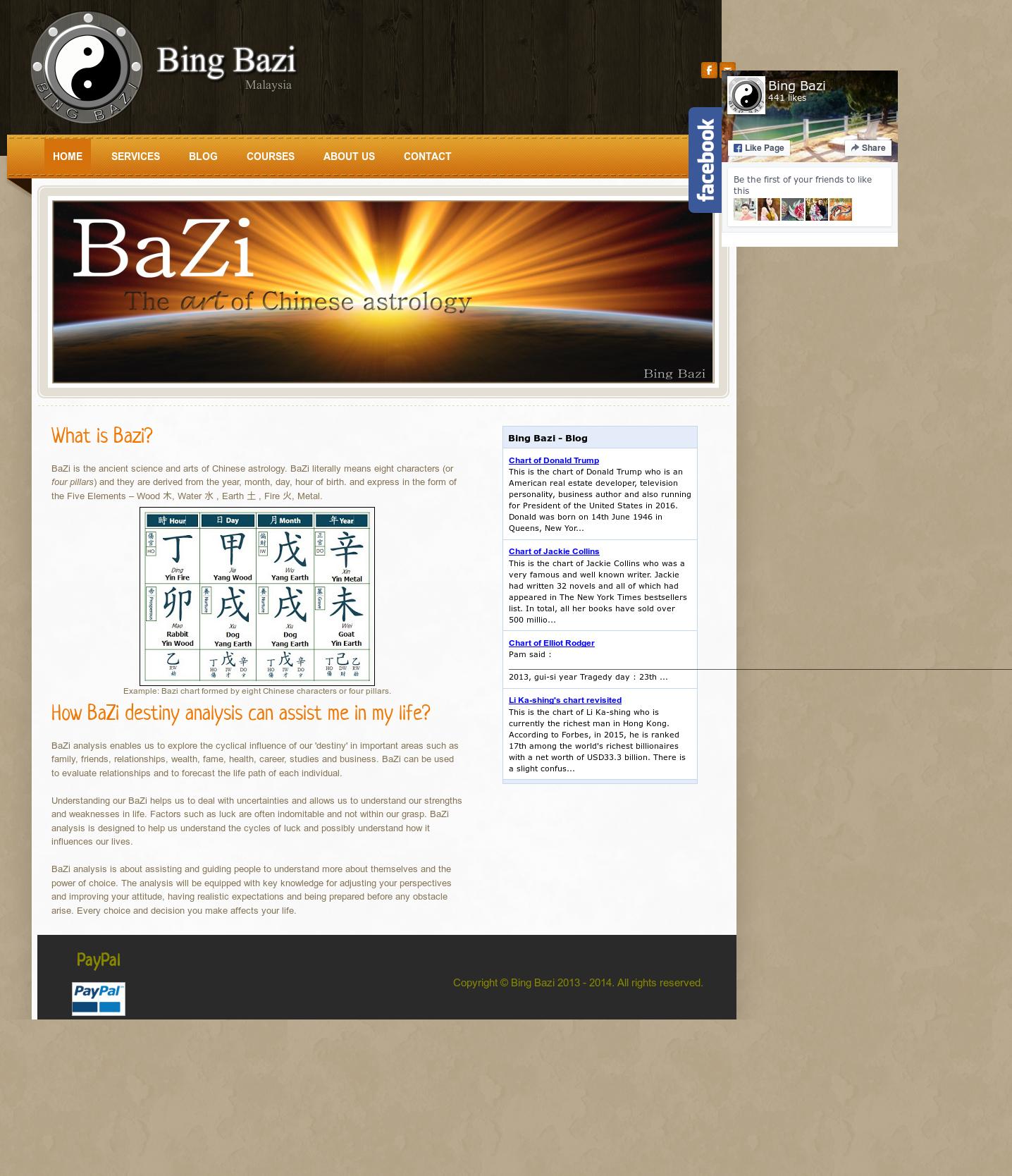 Owler Reports - Bing Bazi Blog Heavenly Virtue Noble