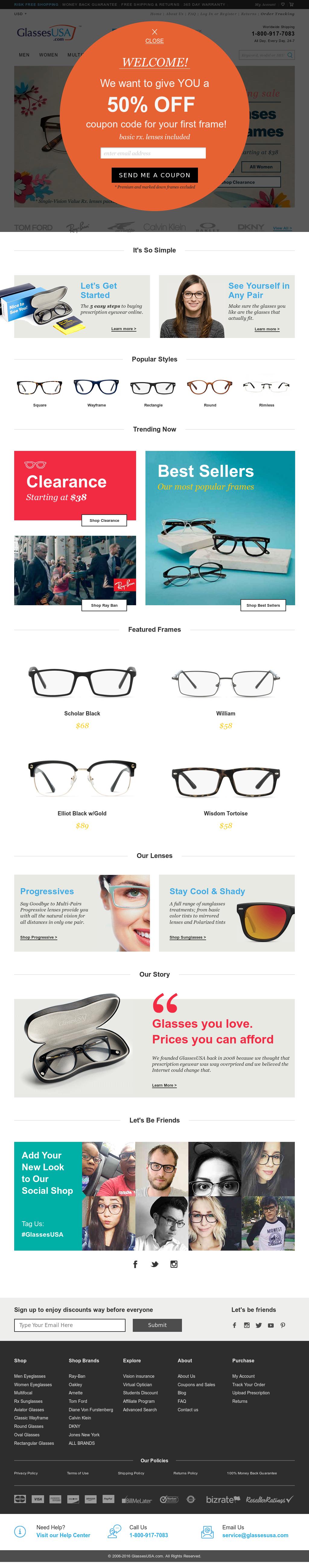 d371c014116 GlassesUSA Competitors