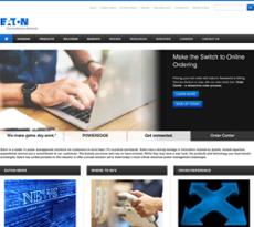 Eaton website history