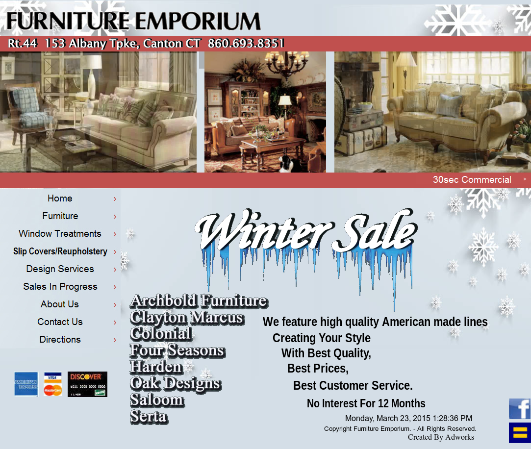 Furniture Emporium Compeors Revenue And Employees Owler Company Profile