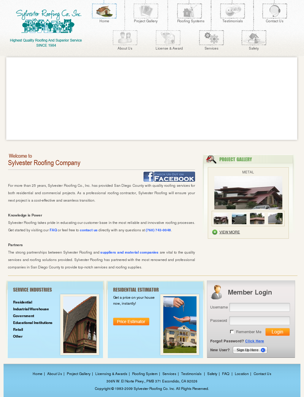 Sylvester Roofing Co Compeors Revenue And Employees Owler Company Profile