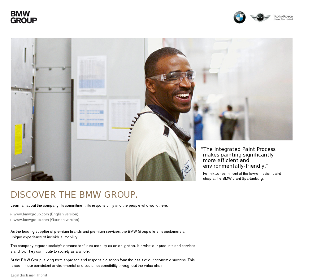 Bmw Group Company Profile Owler