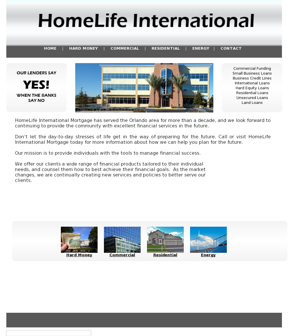 HomeLife International Mortgage Competitors, Revenue and