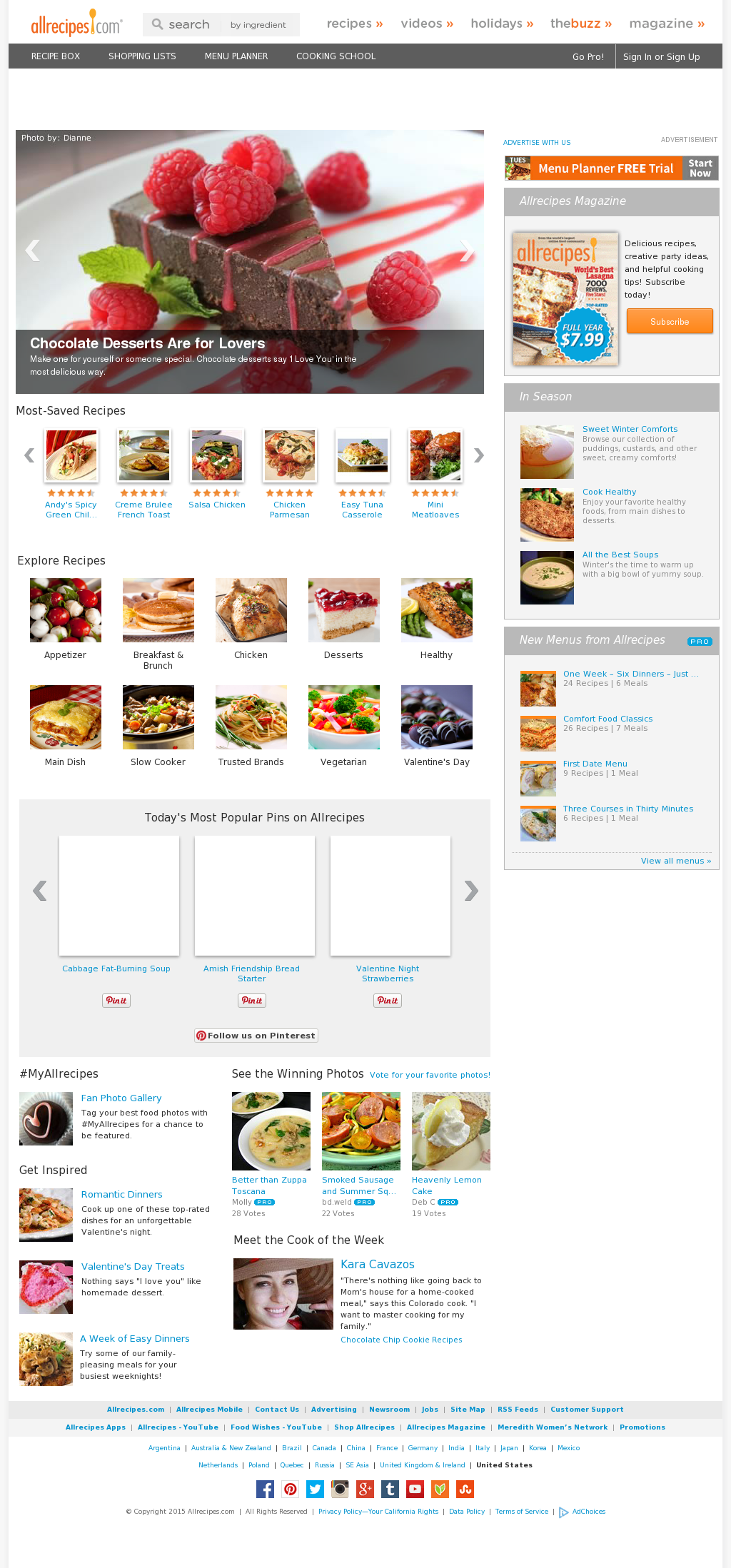 the strengths and weaknesses of allrecipes an online website for food recipes Explore mhret medhane's board food and recipes cooking food and eat clean recipes post and information on strengths and weaknesses of the seattle.