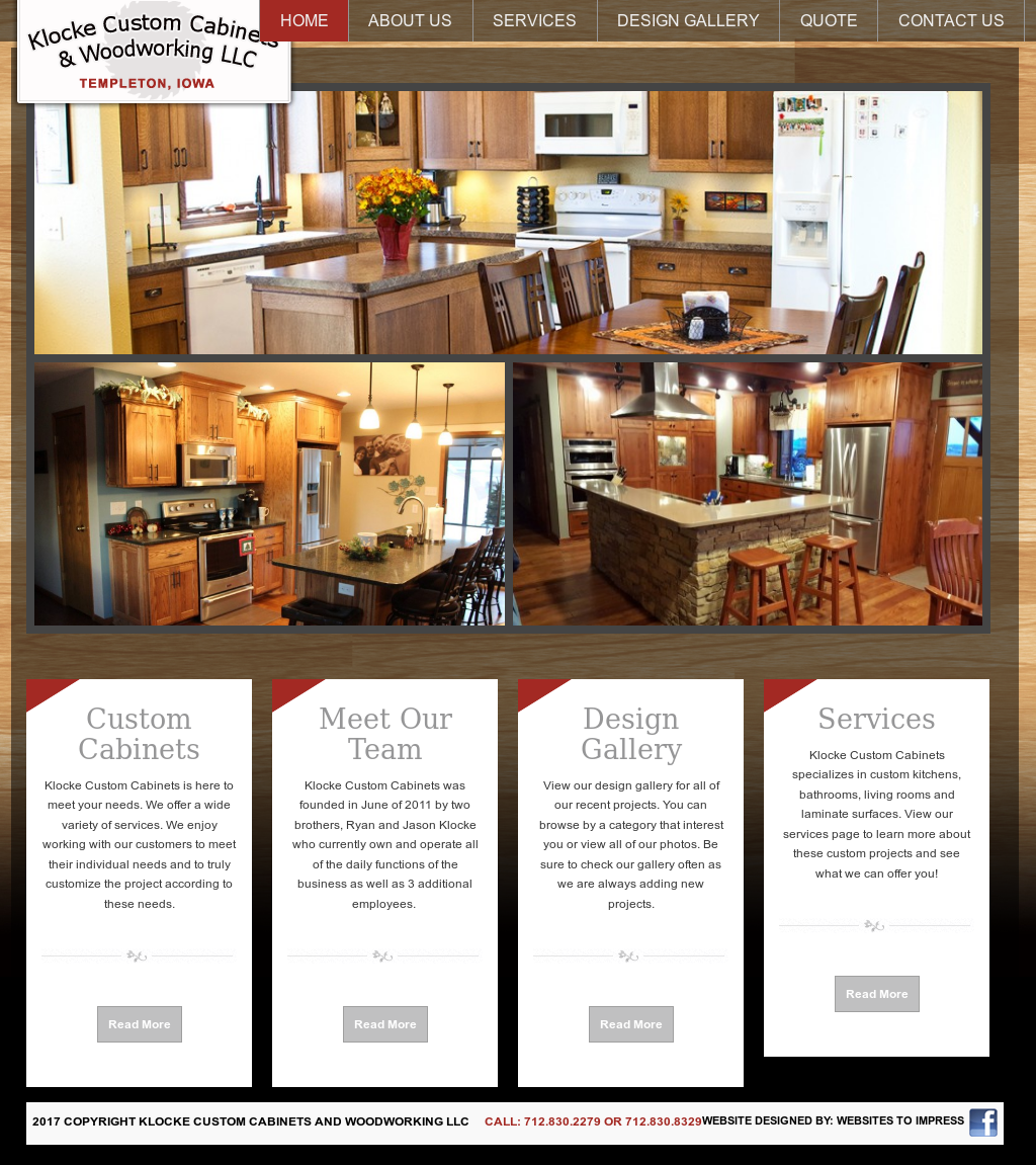 Klocke Custom Cabinets And Woodworking Competitors Revenue And