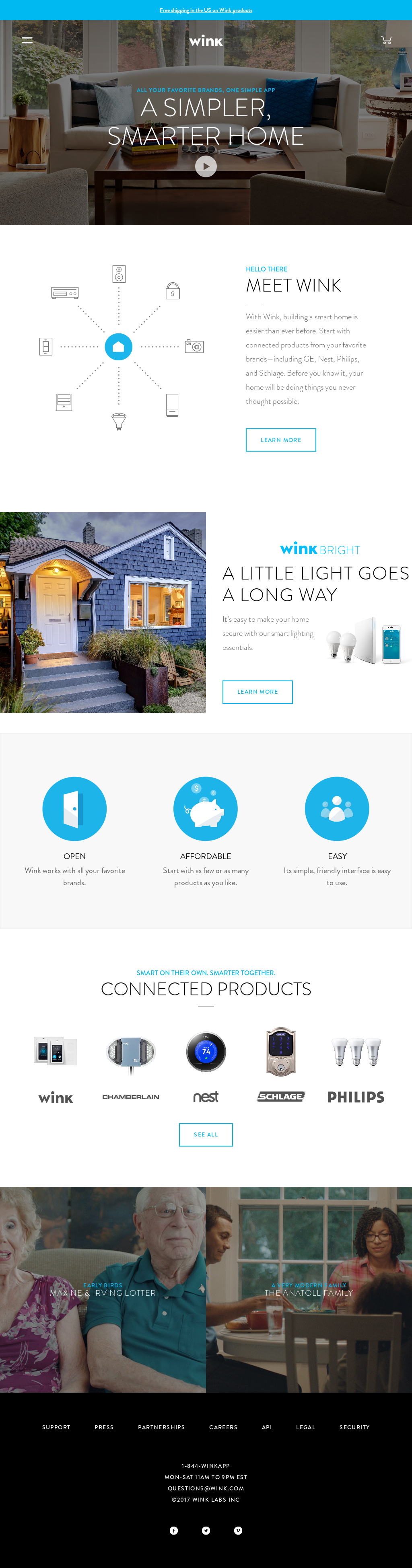 Owler Reports - Wink: Wink Lookout review: Wink's security