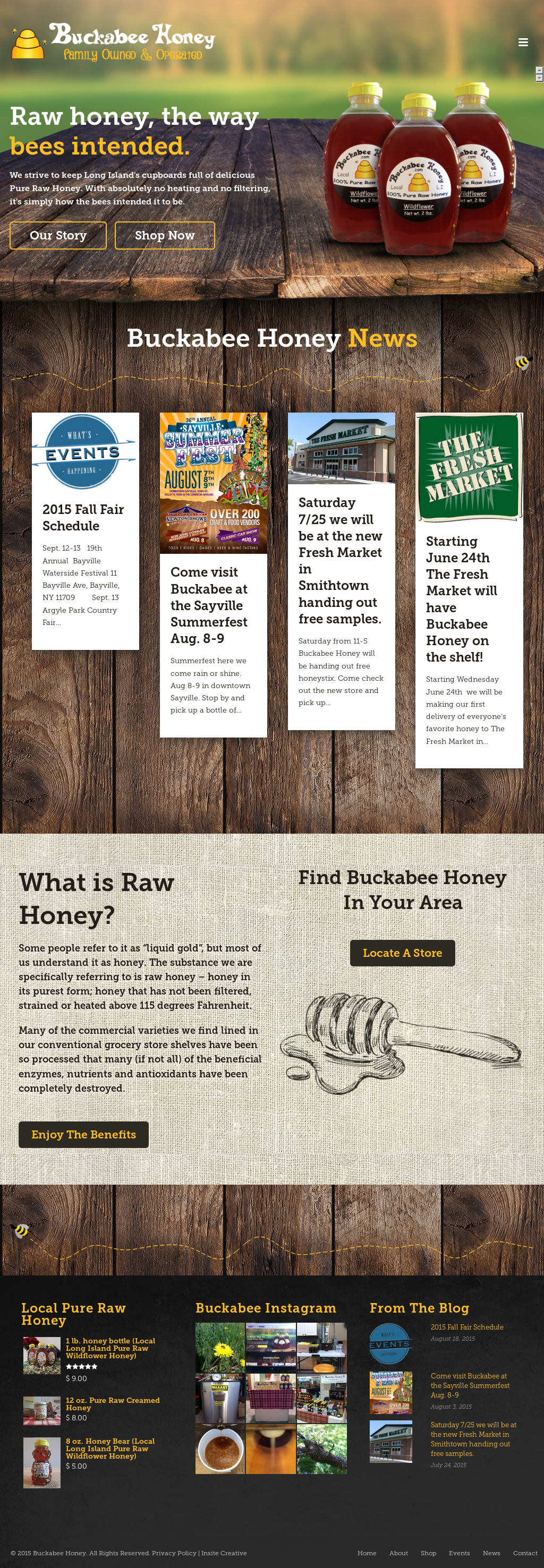 Buckabee Honey Competitors, Revenue and Employees - Owler Company