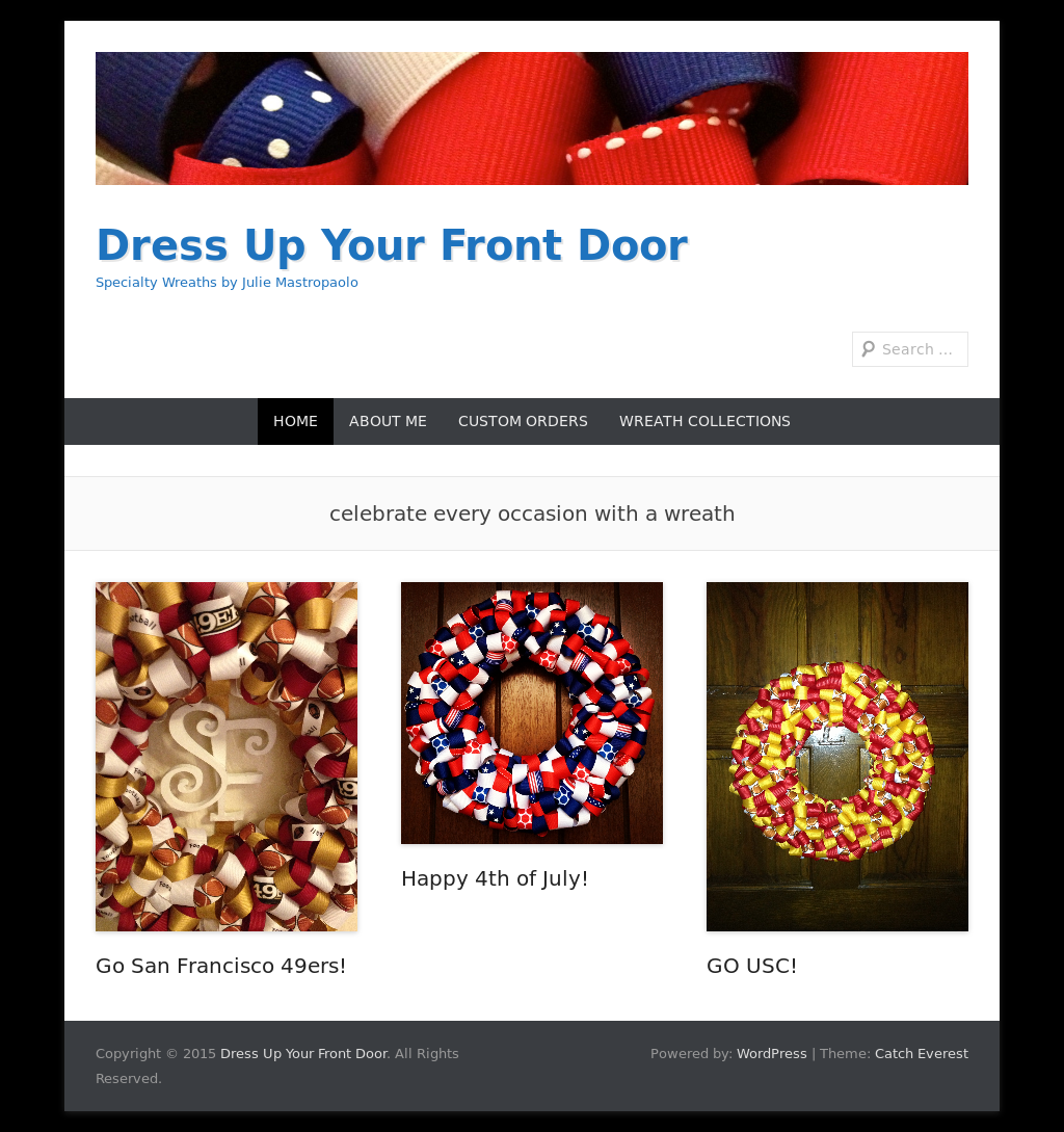 Dress Up Your Front Door Competitors Revenue And Employees Owler
