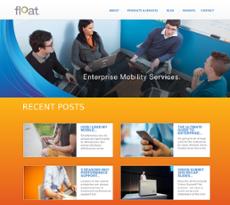 Float Mobile Learning website history
