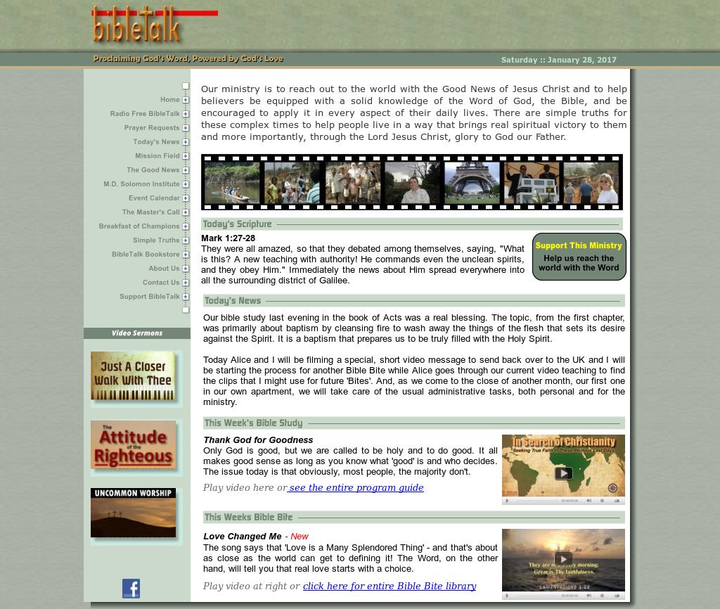 BibleTalk Competitors, Revenue and Employees - Owler Company Profile