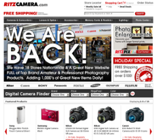 Ritz Camera Competitors, Revenue and Employees - Owler