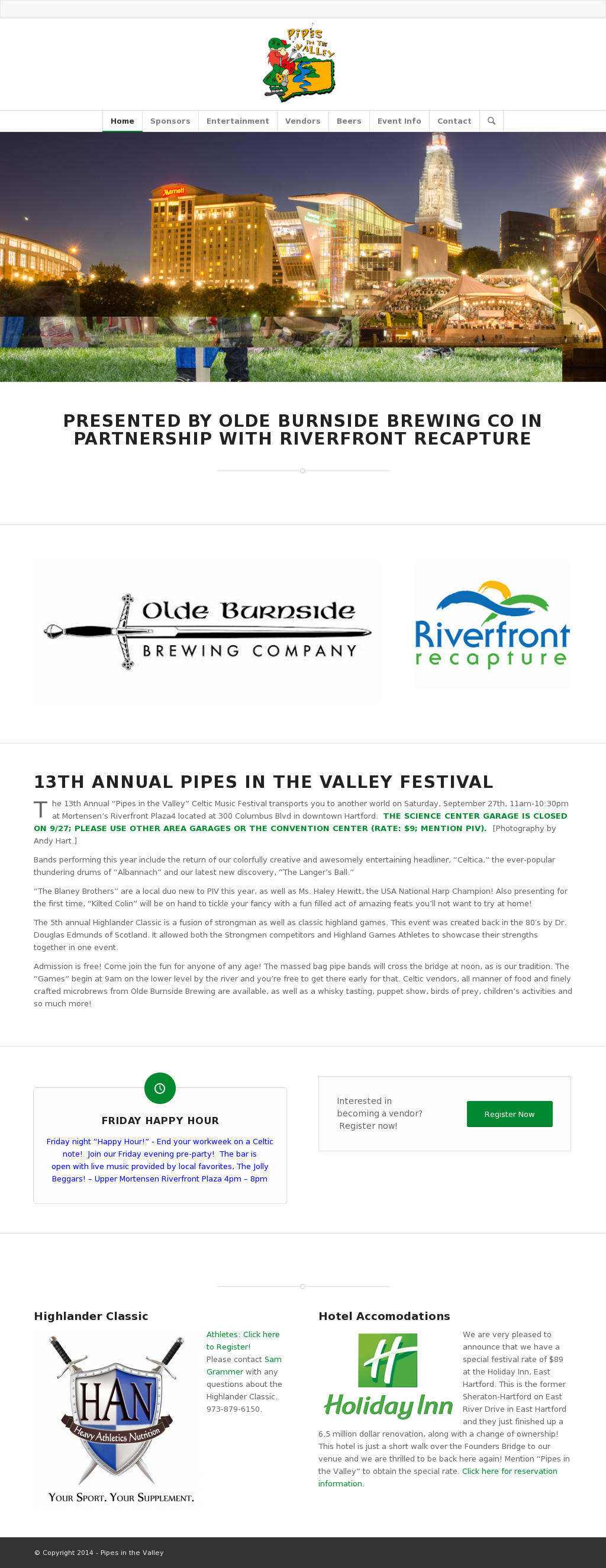 Pipes In The Valley Competitors, Revenue and Employees - Owler