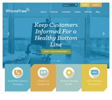 PhoneTree website history