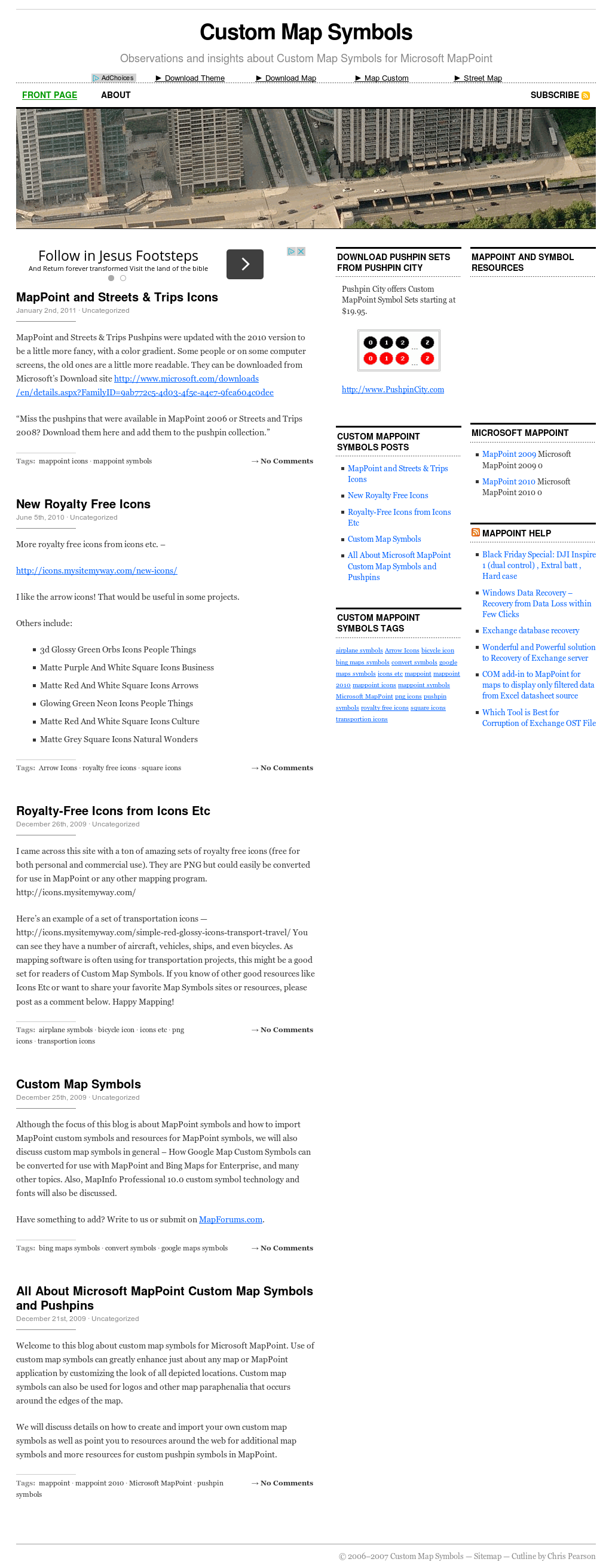 Custom Map Symbols Competitors, Revenue and Employees - Owler