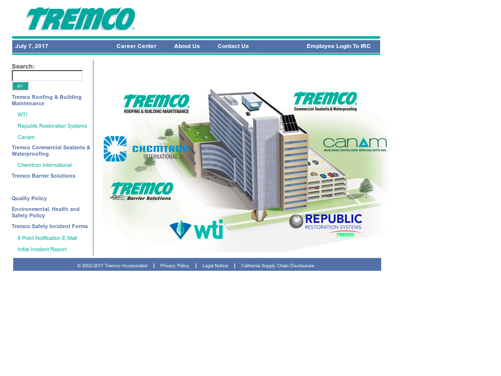 Tremco Competitors Revenue And Employees Owler Company