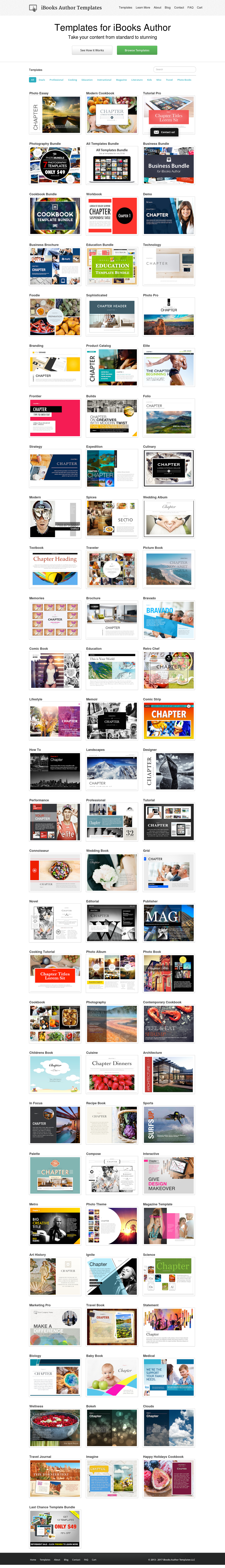 Ibooks Author Templates Competitors, Revenue and Employees - Owler ...