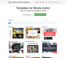 Ibooks Author Templates Competitors, Revenue and Employees