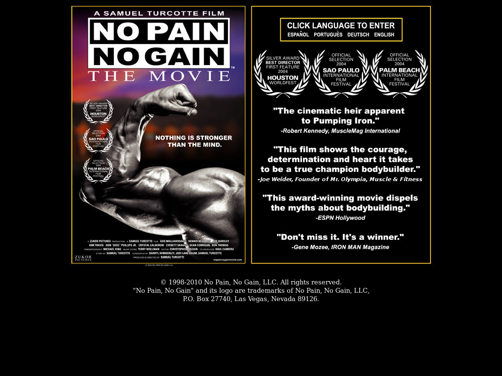 No Pain No Gain Competitors Revenue And Employees Owler