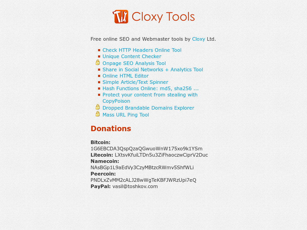 Cloxy Competitors, Revenue and Employees - Owler Company Profile
