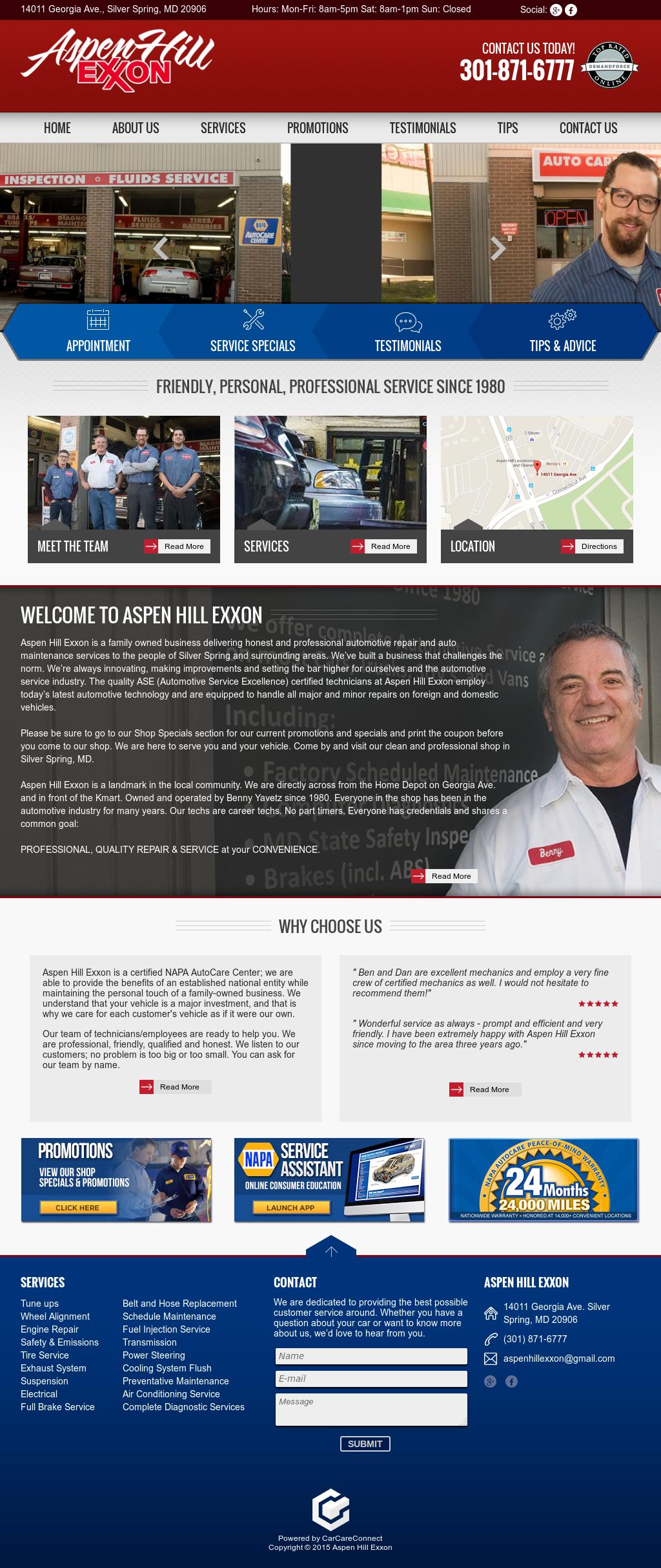 Aspen Hill Exxon Competitors Revenue And Employees Owler Company